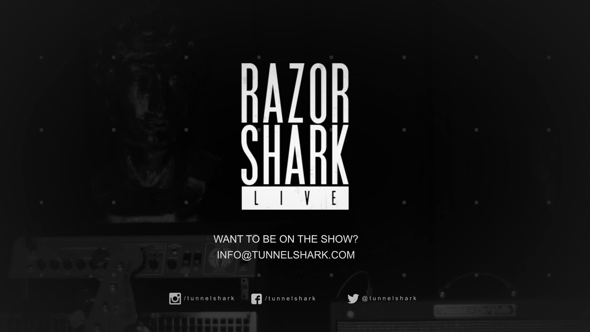essex musicians, live music video, live music, live music essex, live music southend, tunnel shark productions, razor shark live, straight razor studio